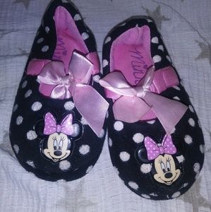 Minnie Mouse Disney Slippers